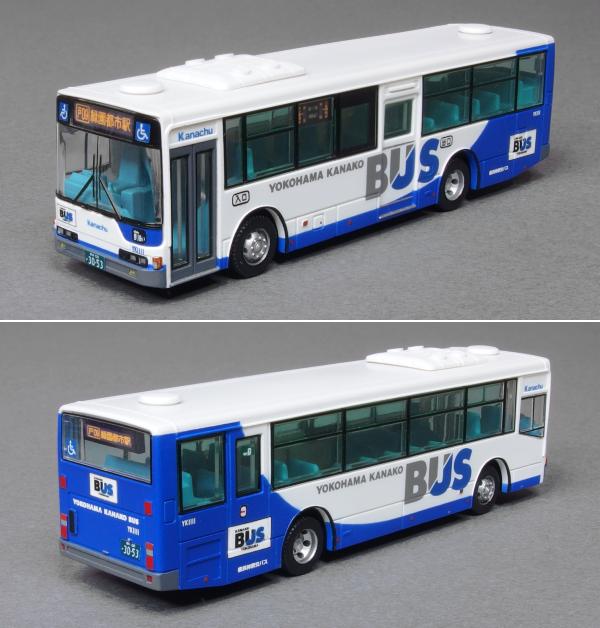 2016/10/02 神奈交バスエアロスター完成^^ : TRM バスと鉄道模型の ...